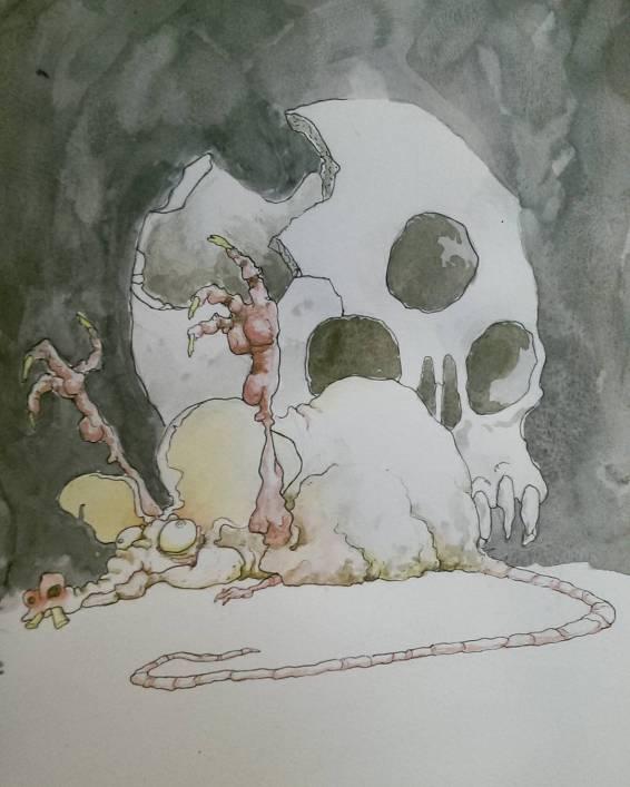Bone Crushing